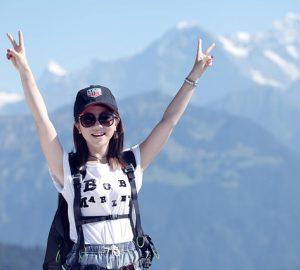 Klettern ohne Angst Bekleidung